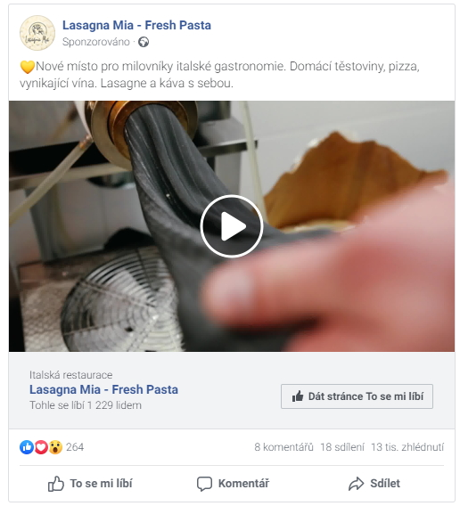 gastropodniky lasagna mia video
